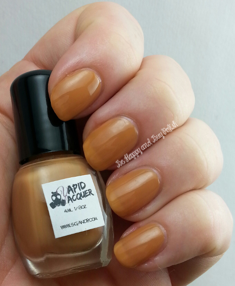 Vapid Lacquer Nude-Itude | Be Happy And Buy Polish