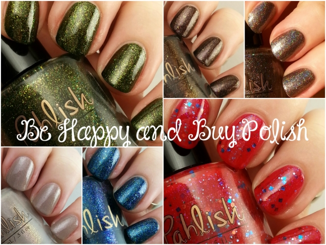 pahlish  Doctor Who collage | Be Happy And Buy Polish