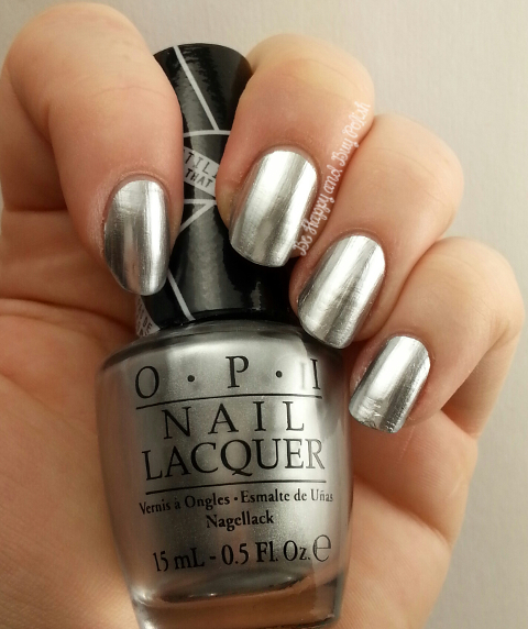 OPI Push & Shove | Be Happy and Buy Polish