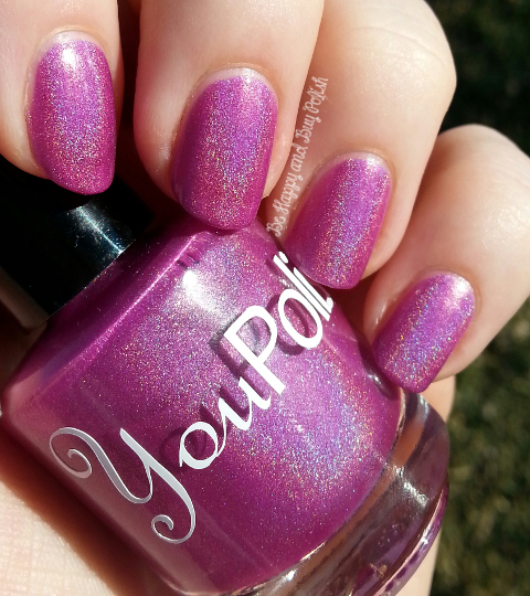 You Polish Radiant Orchid | Be Happy And Buy Polish