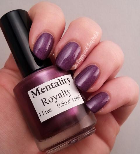 Mentality Royalty