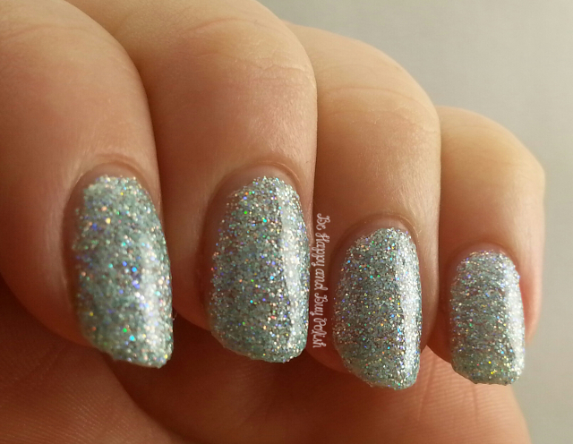 ellagee nail polish The Cold Never Bothered Me Anyway