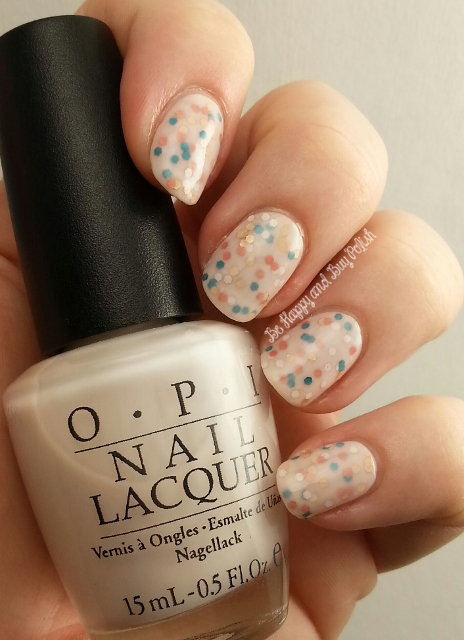 OPI Tickets to Paradise, OPI The Living Daylights | Be Happy And Buy Polish