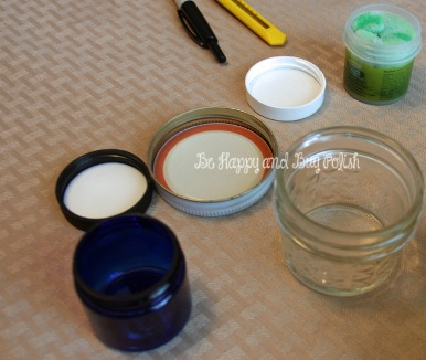 Nail Polish Remover Jar Tutorial | Be Happy And Buy Polish