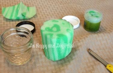 Nail Polish Remover Jar Tutorial | Be Happy And Buy Polish