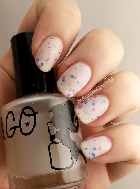 A Girl Obsessed Berries & Cream | Be Happy And Buy Polish