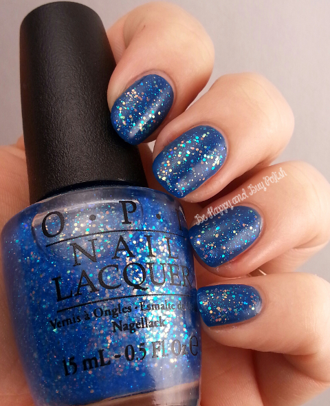 OPI Better Be Blue | Be Happy And Buy Polish