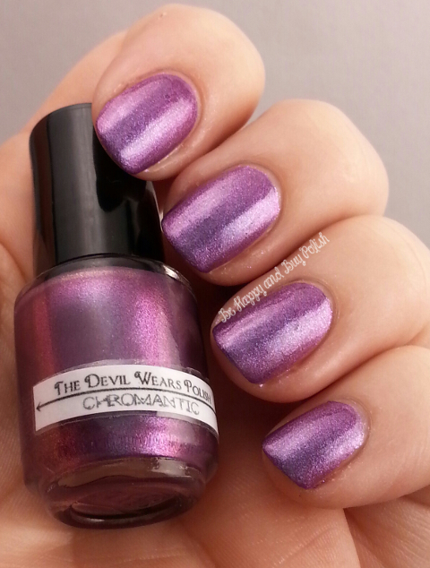 The Devil Wears Polish Chromantic | Be Happy And Buy Polish