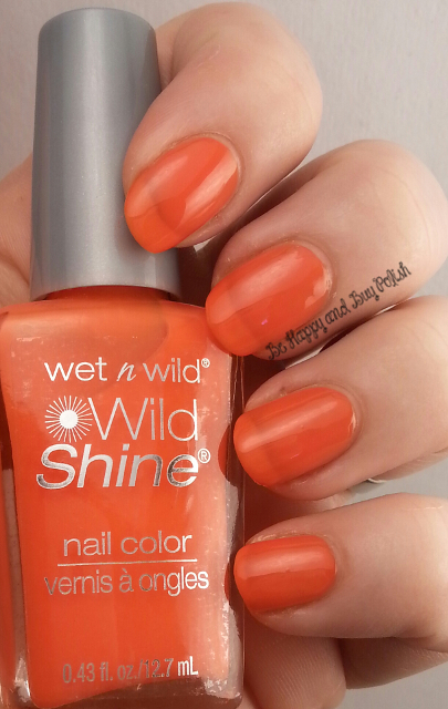 Wet N Wild Wild Shine Cursed | Be Happy And Buy Polish