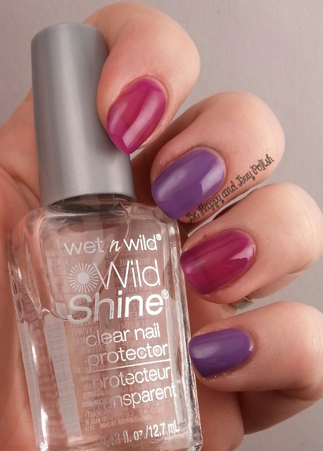 Wet N Wild Wild Shine Deception, Who Is Ultra Violet | Be Happy And Buy Polish