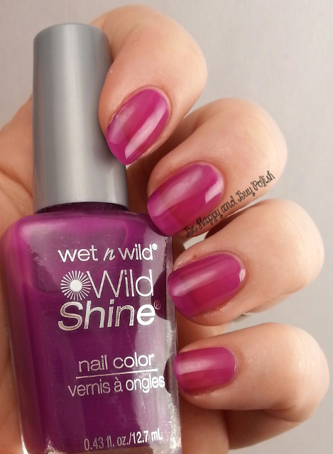 Wet N Wild Wild Shine Deception | Be Happy And Buy Polish