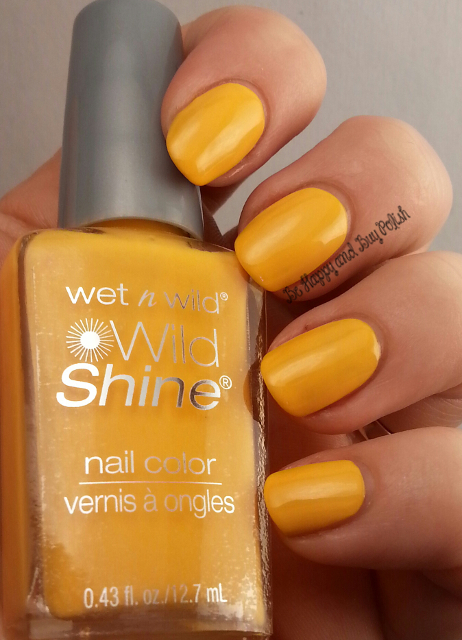 Wet N Wild Wild Shine Get Lucky | Be Happy And Buy Polish