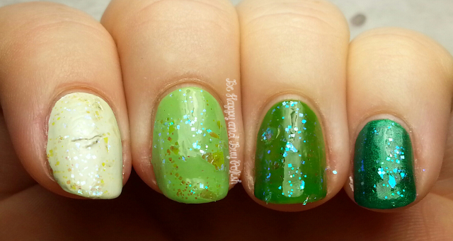 Sinful Colors Green Ocean | Be Happy And Buy Polish