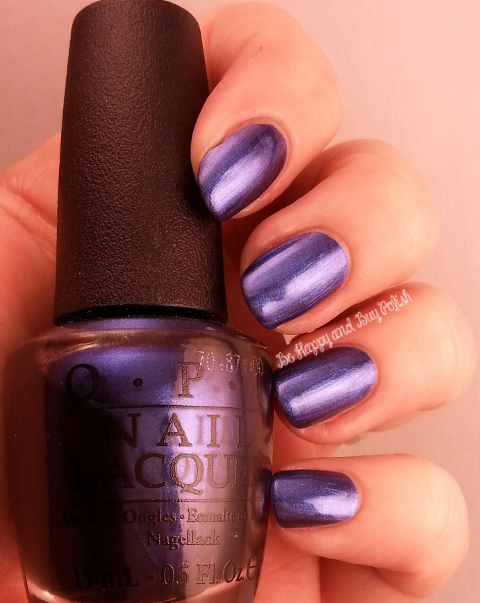 OPI Into the Night | Be Happy And Buy Polish