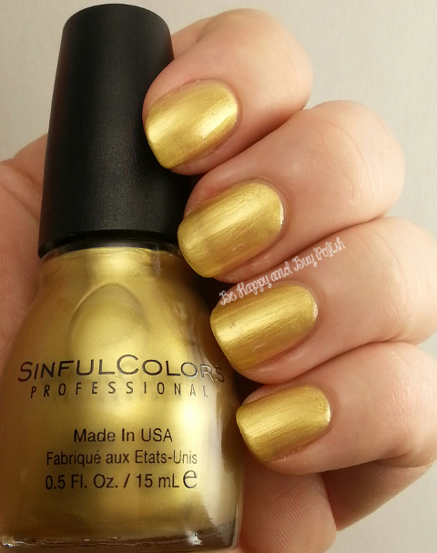 Sinful Colors Sin-Ammon | Be Happy And Buy Polish