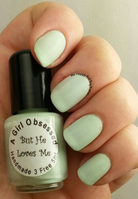 A Girl Obsessed But He Loves Me | Be Happy And Buy Polish