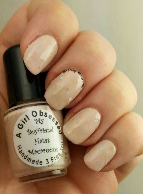A Girl Obsessed My Boyfriend Hates Macaroons | Be Happy And Buy Polish