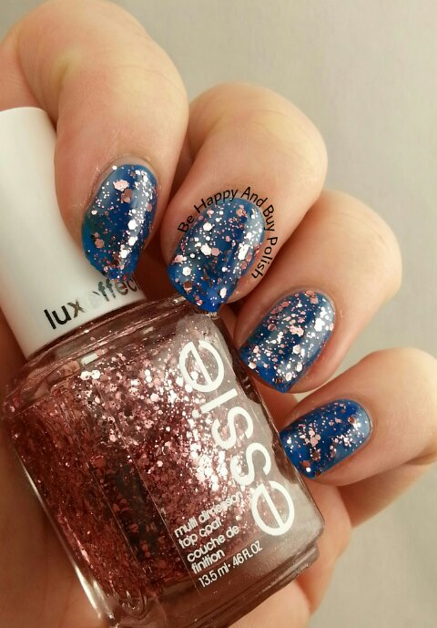 ellagee Cobalt, essie a cut above | Be Happy And Buy Polish