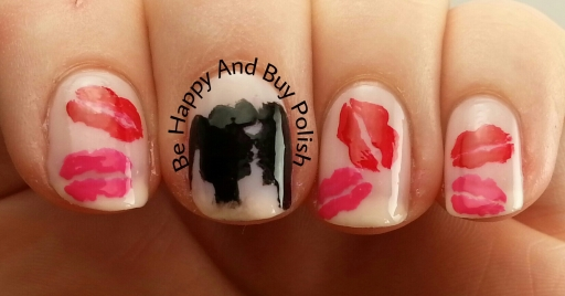 OPI, Over And Over A-Gwen, OPI Black Onyx, OPI Alpine Snow, OPI Don't Burst My Bubble | Be Happy And Buy Polish
