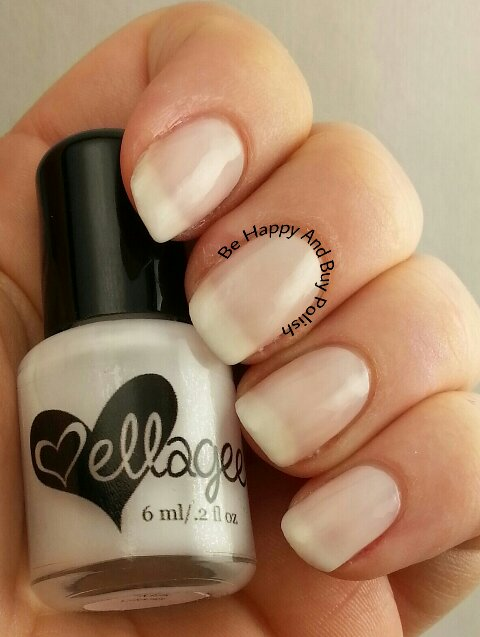 ellagee Milk Glass | Be Happy And Buy Polish