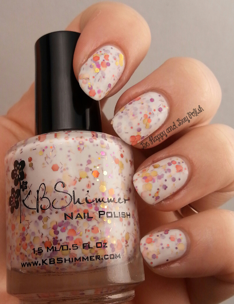 KBShimmer You Autumn Know | Be Happy And Buy Polish