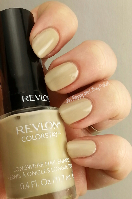 Revlon ColorStay Bare Bones | Be Happy And Buy Polish