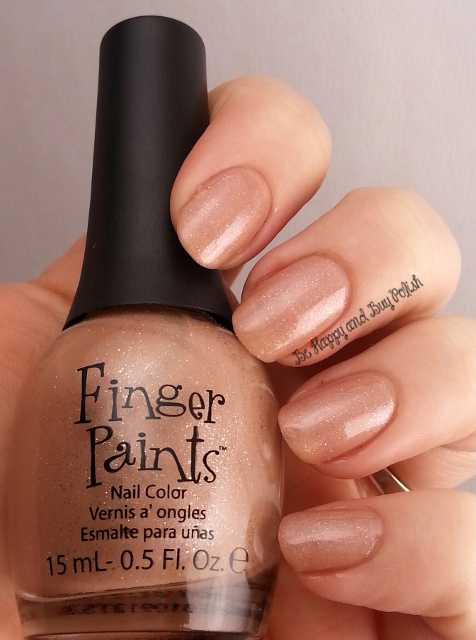 FingerPaints Bare No Secrets | Be Happy And Buy Polish