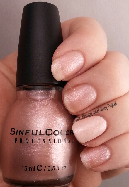 Sinful Colors California, Sinful Colors Easygoing | Be Happy And Buy Polish
