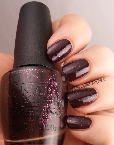 OPI You're Cute When You Wine   Be Happy And Buy Polish