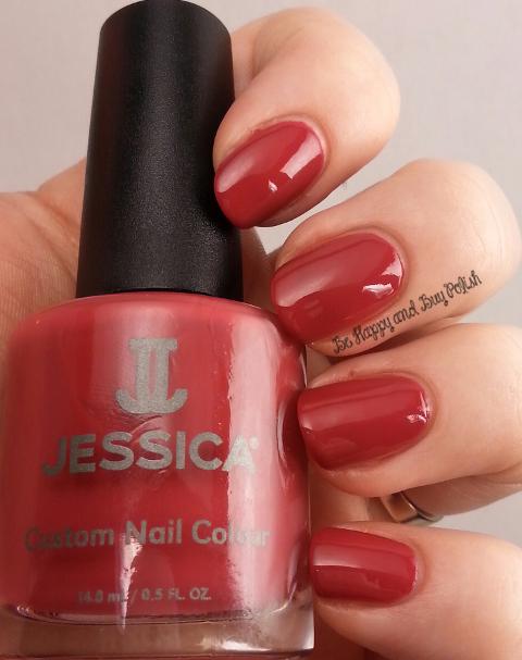 Jessica Cosmetics Desire | Be Happy And Buy Polish