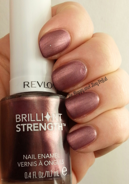 Revlon Brilliant Strength Enrapture | Be Happy And Buy Polish