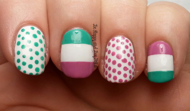 Jessica Sharktooth, Jessica Dynamite Teal, Jessica Ocean Bloom | Be Happy And Buy Polish
