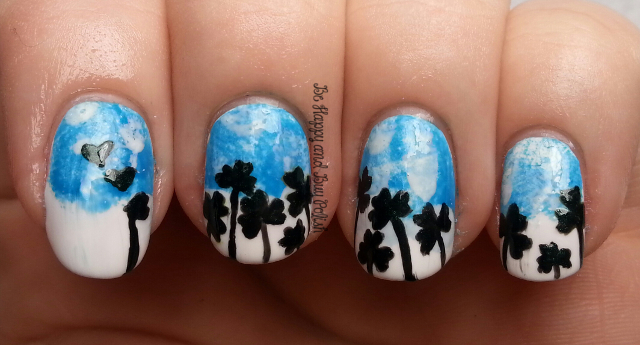 Field of Shamrocks | Be Happy And Buy Polish