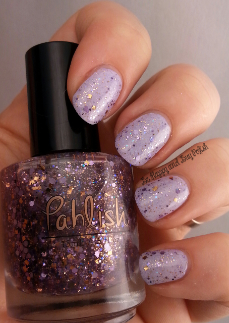 Pahlish Fireflies Under the Pines, Pahlish Shadows Grow Long | Be Happy And Buy Polish