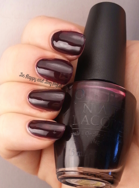 OPI Give Me Moor | Be Happy And Buy Polish