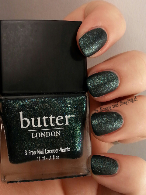 butter LONDON Jack the Lad | Be Happy And Buy Polish