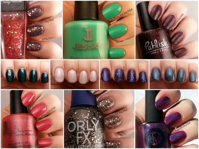 March Swatch Favorites | Be Happy And Buy Polish