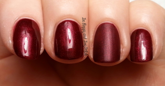Sinful Colors Merlot | Be Happy And Buy Polish