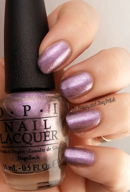 OPI Next Stop Bikini Zone | Be Happy And Buy Polish