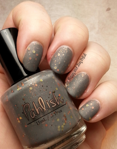 Pahlish The Oldest Question | Be Happy And Buy Polish