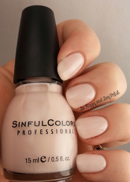 Sinful Colors Pale | Be Happy And Buy Polish