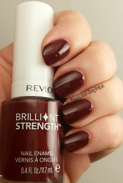 Revlon Brilliant Strength Persuade | Be Happy And Buy Polish