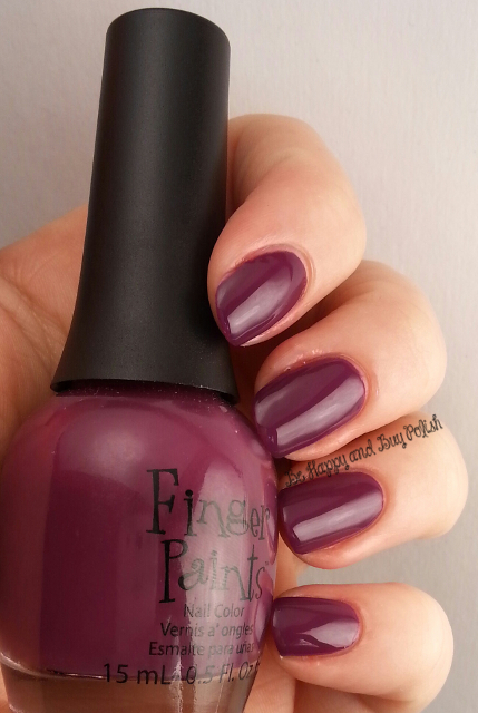 Finger Paints Pretty as a Portrait | Be Happy And Buy Polish