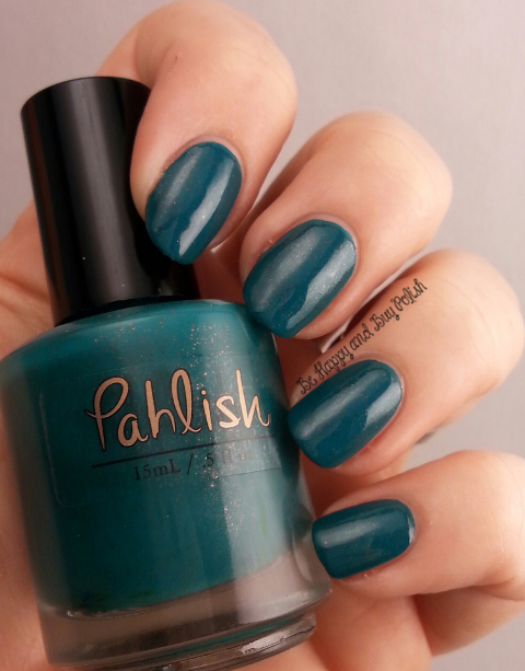 Pahlish This Song is Ending | Be Happy And Buy Polish