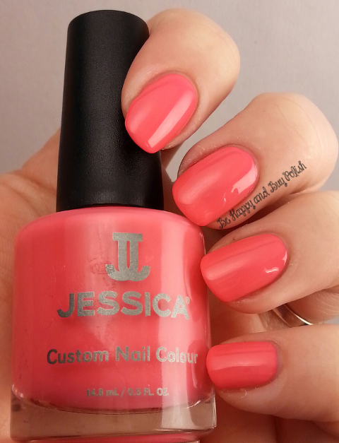 Jessica Cosmetics Starfish Glow | Be Happy And Buy Polish