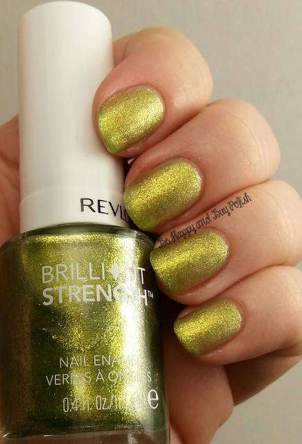 Revlon Brilliant Strength Tantalize | Be Happy And Buy Polish