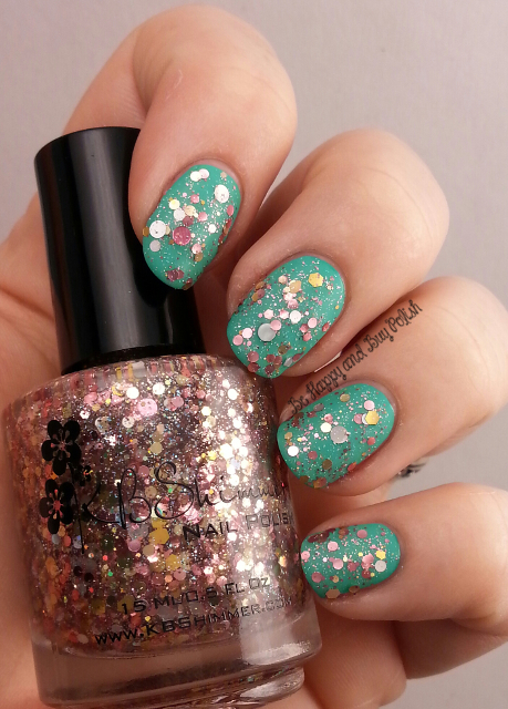 KBShimmer Toastess with the Mostest | Be Happy And Buy Polish