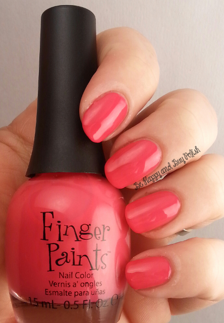 FingerPaints Watermelon Watercooler | Be Happy And Buy Polish