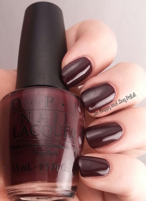 OPI We'll Always Have Paris   Be Happy And Buy Polish