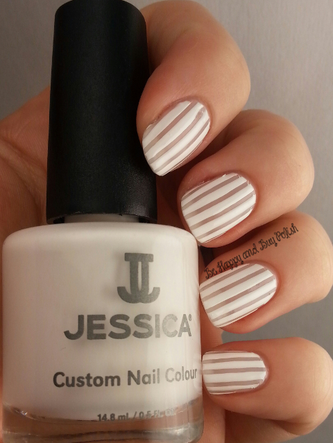 ellagee Milk Glass, Jessica Cosmetics Sharktooth | Be Happy And Buy Polish